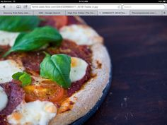 The compost cook, Quinoa pizza crust  http://glutenfreeday.com/?p=440