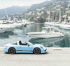 jorgepaquepaque: Porsche 911 Targa 4S