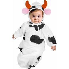 halloween 15 dguisements pour bb croquer - Baby Cow Costume Halloween
