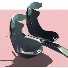 Car Interior Sketch, Car Interior Design, Interior Design Sketches, Interior Rendering, Interior Concept, Automotive Design, Bike Design, Web Design, Dashboard Design