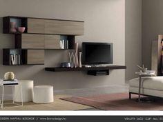 Colombini olasz modern nappali bútorok, Vitalyty Luce tv szekrények, könyvespolcok, nappali falak, étkező bútorok – Bono Design