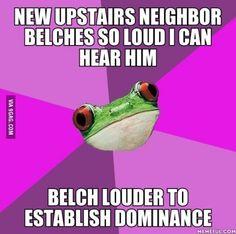 LOVE your neighbor! #apartment #manager #jokesfordays
