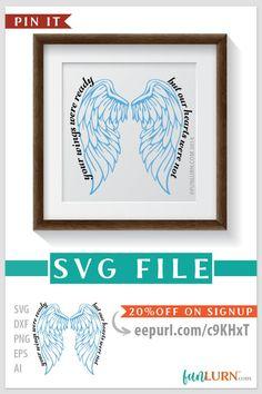 Download 36 Best Loving Memory SVGs images in 2019 | Svg file ...