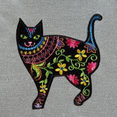BFC1335 Embellished Cats-01