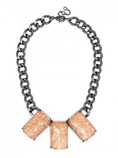 Triple Bling Collar