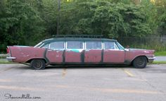 1957 Chrysler New Yorker Airport Limo - StowandTellU