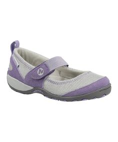 Look at this Merrell Viola Mimosa Sparkle Suede Mary Jane on #zulily today!
