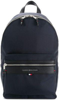 2a0f8275643c3 Tommy Hilfiger Lightweight Laptop Backpack - Farfetch. Marca De RopaMochilasTommy  Hilfiger Bolsos