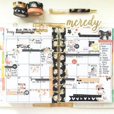 I hardly ever do monthly layouts and I've been missing out. It was nice to sit down and block out all the great things happening this month. I may even remember before my husband says he's getting on a plane the next day #planner #plannernerd #planneraddict #monthly #theplannersociety #washi #plannercommunity #washilove #plannerstickers #pens #carpediemplanner #kikkik#kikkiklove #colorcrush #filofax by myplanningadventure