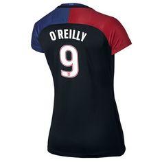 2016/17 USA (#9) Heather O'Reilly Away Women's Soccer Jersey