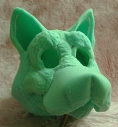 fursuit head video tutorial
