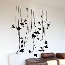 dessiner et peindre un arbre sur un mur de salon google search deco pinterest dessiner. Black Bedroom Furniture Sets. Home Design Ideas