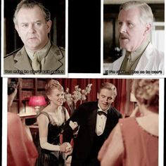 Doctor Clarkson is wrong again!  Downton Abbey
