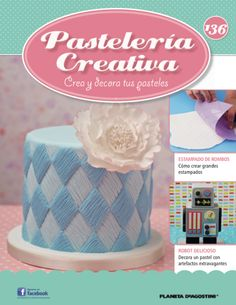 In this weeks issue of we discover the quick way to make regular and show you how to create an edible bedecked with gadgets. Wilton Cakes, Cupcake Cakes, Cake Decorating Magazine, Create A Cake, Diamond Design, Sweet Cakes, Beautiful Cakes, Fondant, Desserts