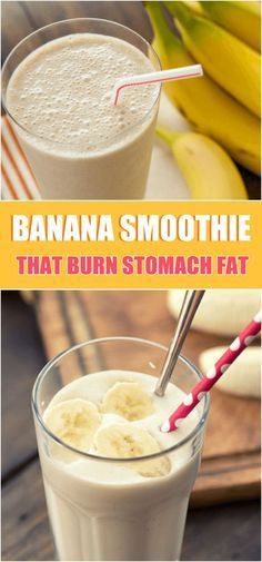 Many people around the world are trying in different ways to lose weight. Here we present a tasty way, using bananas to get rid of accumulated fat around y