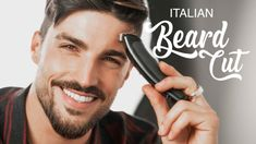 Easy steps to a perfect look of your facial hair in less than 15 minutes. Easy steps to a perfect look of your facial hair . Beard Trimming Guide, Beard Cuts, Happy Ganesh Chaturthi Images, Perfect Beard, Beard Styles, Italian Style, Facial Hair, Step By Step Instructions, Beautiful Men