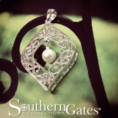NEW #southerngates from the Spring 2014 Collection. #pearls (P897)
