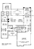 House Plan The Brodie by Donald A. Gardner Architects