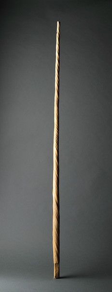 Antique Specimen Narwhal Tusk
