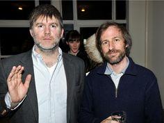 James Murphy and Spike Jonze