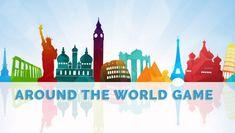 Around the World Classroom Game
