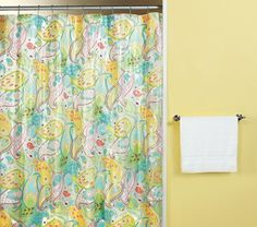 Curtain Bath Outlet Full Bloom Fabric Shower Curtain Shower Curtains Pinterest Showers