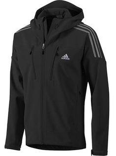 Men's adidas Sport Performance Terrex Swift Softshell Hoodie Jacket