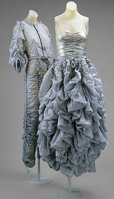 Metripolitan Museum of Art - Norma Kamali jumpsuit and dress