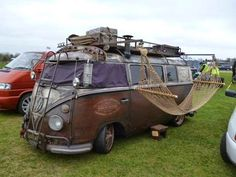 My 1969 VW Microbus: March 2015