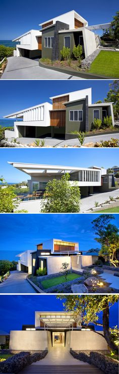 The Coolum Bays House  by Aboda Design Group as Architects
