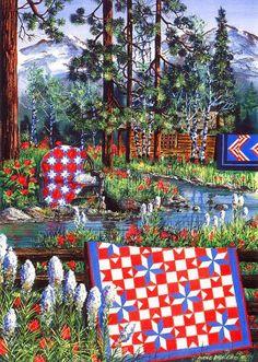 Diane Phalen Art Gallery - Summer Dream