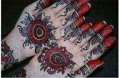 84 Best Red Black Bridal Mehandi Images Henna Patterns Henna