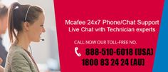Get Excellent #Support for #Activation of #McAfee #Antivirus Security