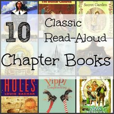 10 Classic Chapter Books for #Reading Aloud to #Kids