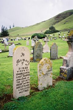 According to legend, Norfolk Island is the most haunted place in the Pacific. A stroll between these gravestones reveals the history of what was once Britain's worst convict colony. So bad was it, convicts sought execution as relief from suffering. If I close my eyes, I can hear the screams, the resigned sighs – amidst the sound of waves brushing the sand.