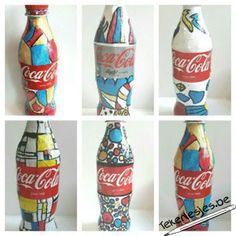 Limited edition coca-cola flesje De leerlingen van het tweede secundair hadden de voorbije weken les van de stagiair Beau Vankemenade. Ik geef