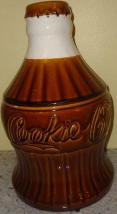 Cookie Cola cookie jar