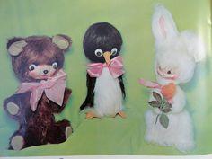 Vintage 1971 Furry Novelties Booklet  H192 by elyse72 on Etsy, $3.00
