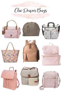 47 Ideas Baby Registry Essentials New Moms Diaper Bags Chic Diaper Bag, Best Diaper Bag, Baby Diaper Bags, Diaper Bags For Girls, Stylish Diaper Bags, Baby Bags For Mom, Best Baby Bags, Mini Diaper Bag, Buy Backpack