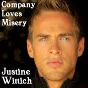 Company Loves Misery Can a diva's assistant and an unlucky guy solve the murder of a local?