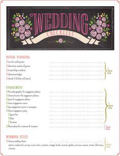 Wedding Planning Checklist   Free Wedding Checklist | Wedding Planning  Checklist, Wedding Planning And Pdf