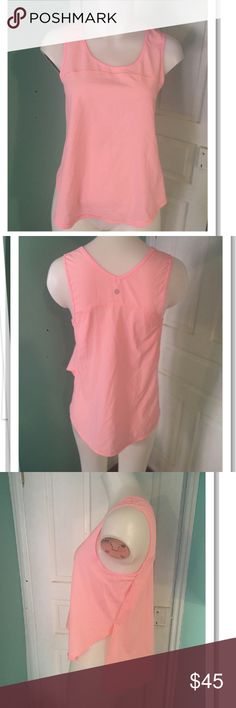 Lululemon Light top sz6 Lululemon Light top sz6. This is in like-new condition. No sz inside. lululemon athletica Tops