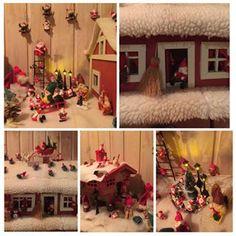 Bilderesultat for stabbur julepyntet