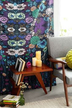 Plum & Bow Phula Garden Tapestry