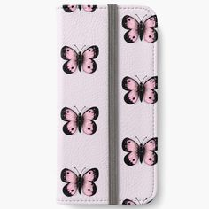Pink Butterfly, Butterfly Design, Iphone Wallet, Iphone Cases, Iphone Gadgets, Canvas Prints, Art Prints, Cute Pink, Mother Nature
