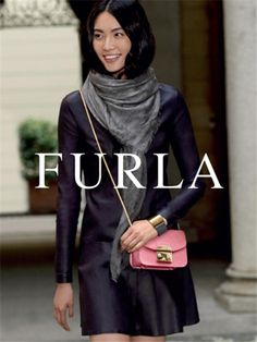 Furla bags brand released 2014 Winter Series Ad Campaign (7)