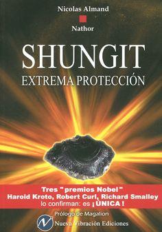 Almand, Nicolas. Shungit : protección extrema. Barcelona : Nueva Vibración, 2010 Prix Nobel, Gypsy Soul, Reiki, Chakra, Shungite, Authentique, Guide, Barcelona, Composition