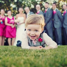 You already know the traditional must-have shots. Now add some fun to your wedding album by throwing in a few of these creative ideas!