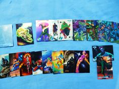 Vintage Pepsi Cards DC Comics Trading Cards 1995 IN by QUETITA