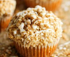 Muffins on Pinterest | Muffin Recipes, Pear Muffins and Peach Crumble